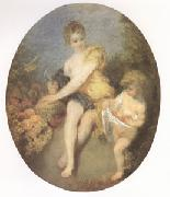 Jean-Antoine Watteau Autumn (mk05) oil painting picture wholesale
